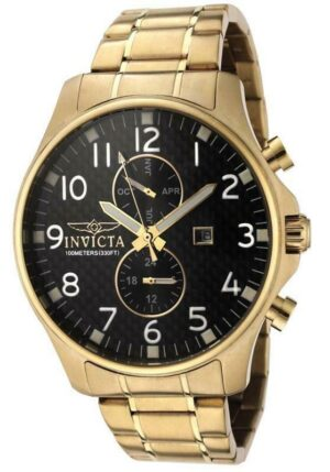INVICTA Carbon Fiber 0382
